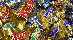 عمده فروشی انواع شکلات
