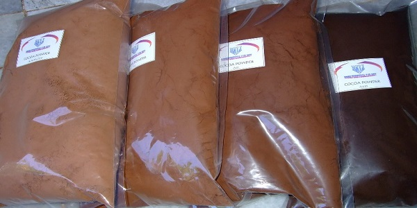 مرکز خرید پودر کاکائو تلخ