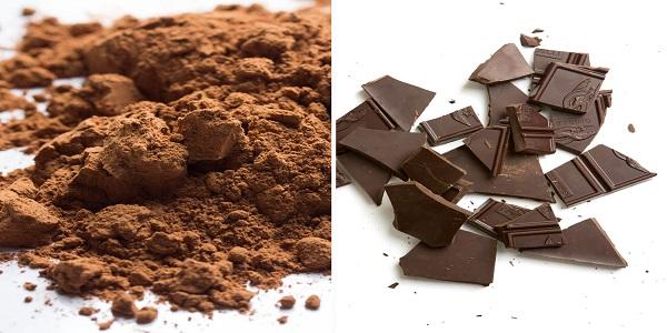 مرکز فروش شکلات تلخ تخته ای کاکائویی