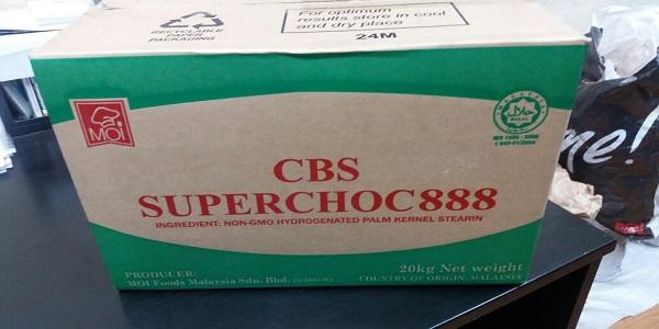 فروش عمده روغن CBS