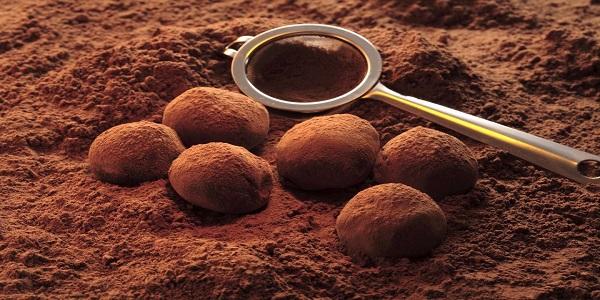 مواد اولیه تولید شکلات