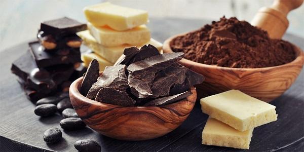 تولید و فروش کره کاکائو بو داده شده