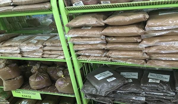 فروش عمده پودر کاکائو عطاری