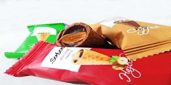 تولید کننده شکلات قیفی
