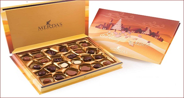 فروش صادراتی انواع شکلات