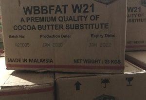 فروش روغن سی بی اس wbb fat