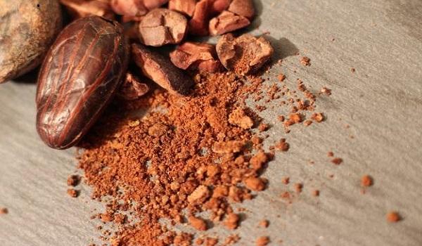 انبار محل نگهداری پودر کاکائو