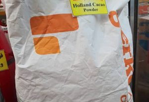 واردات پودر کاکائو کارگیل هلند