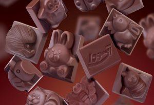 صادرات شکلات و شیرینی