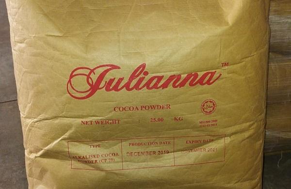فروش کاکائو Julianna