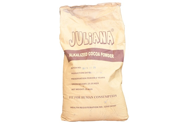 کیفیت پودر کاکائو جولیانا